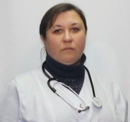 Дубина Оксана Іванівна